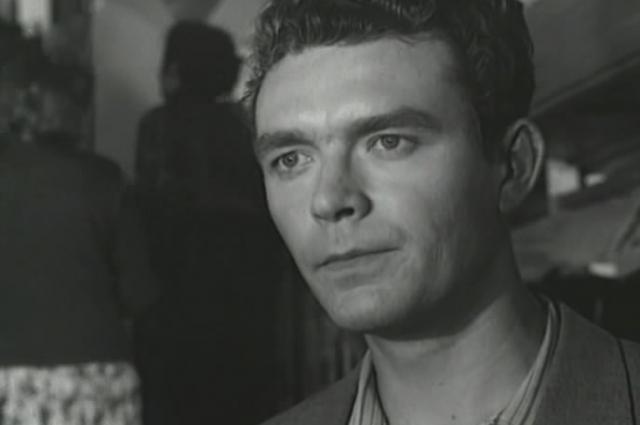 Георгий Епифанцев, Кадр из фильма «Непридуманная история» (1963)