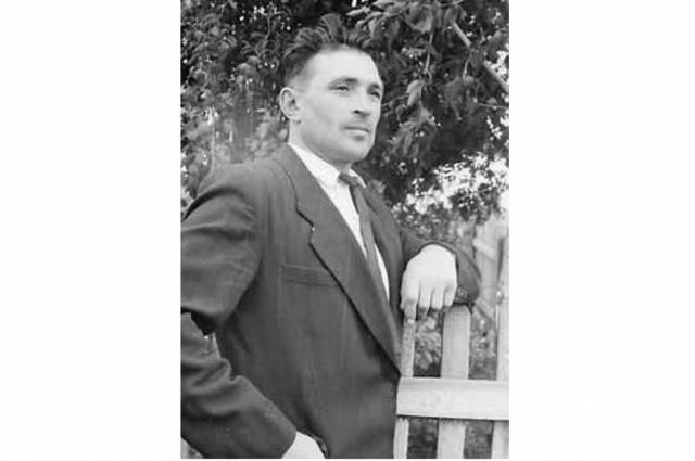 Николай Масалов после войны.