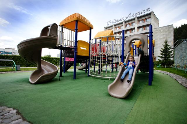 Развлекательный городок для детей