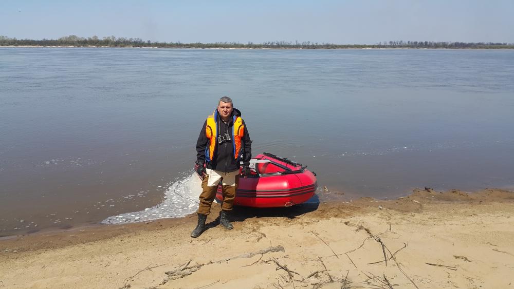 Сергей Савельев уже третий год подряд добровольно занимается поиском пропавших людей.