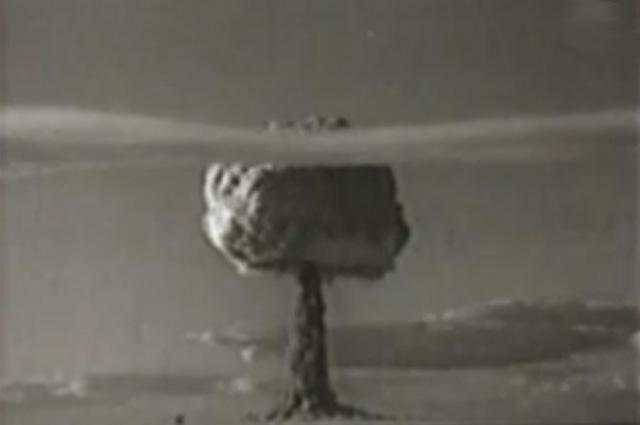 Ядерные испытания КНДР проводила в 2006, 2009 и 2013 гг.