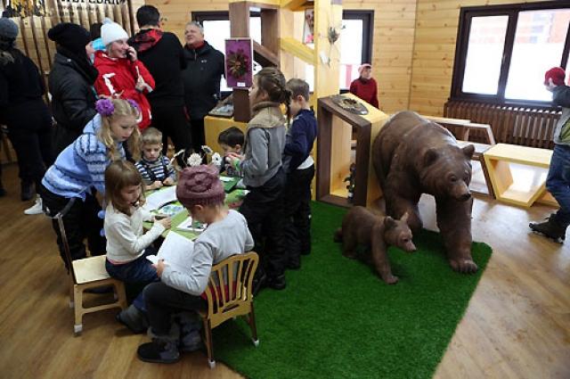 В туристическом центре красноярцы смогут отдохнуть и получить помощь.