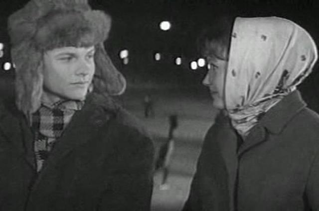 Виталий Соломин в фильме «Женщины» (1965)