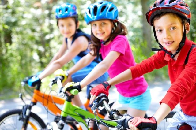 Соревнования пройдут для детей от двух до шести лет.