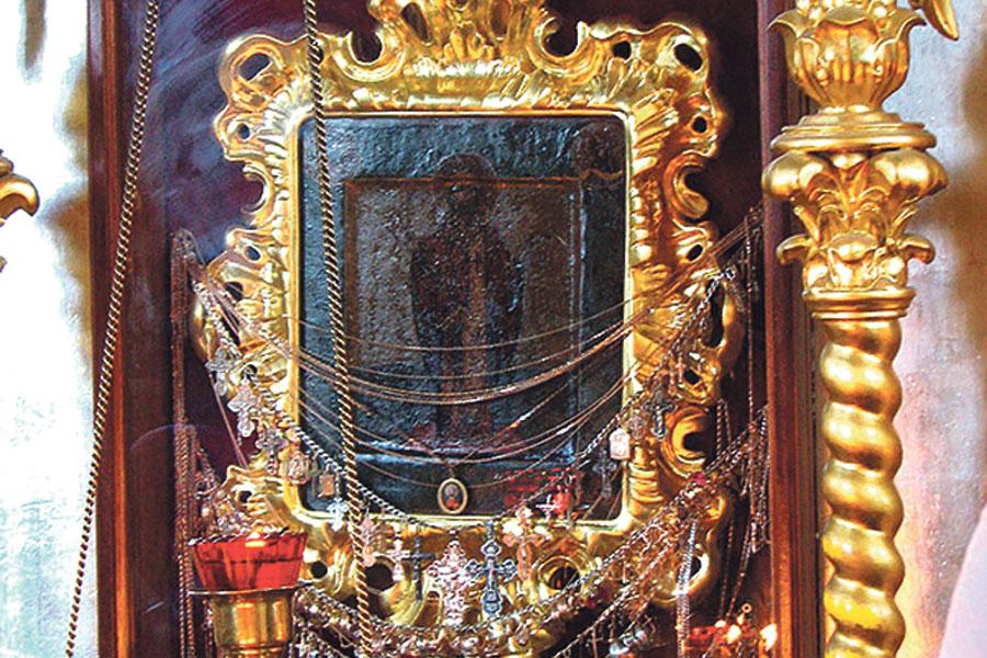 Икона Николая Ратного всегда особо почиталась в Южной России.