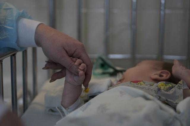 Саше всего 8 месяцев, но он — надежда пациентов с диагнозом СМА