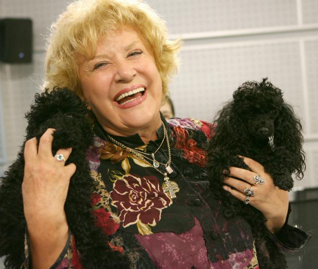 Елена Образцова, 2006 г.