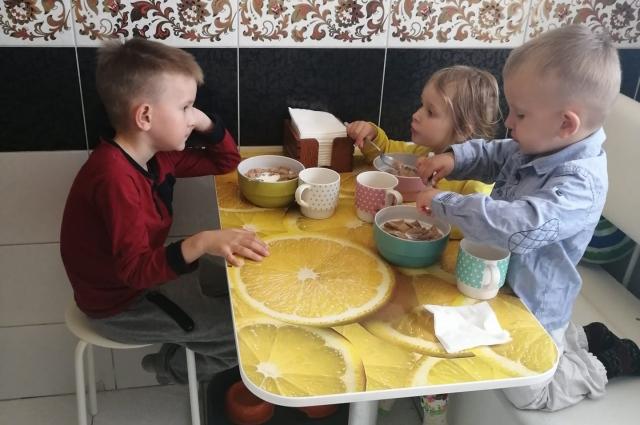 Татьяна Зырянова: «Главное, что дети друг друга поддерживают, у них нет конфликтов».