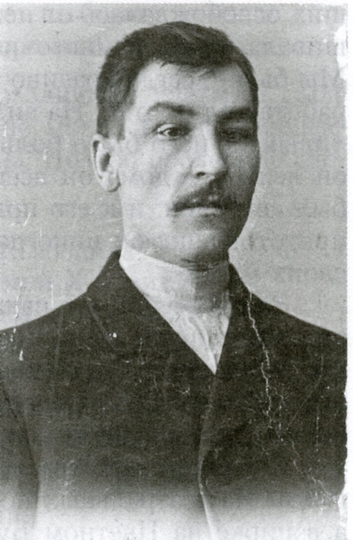 Максим Иванович Серегин, дед Высоцкого
