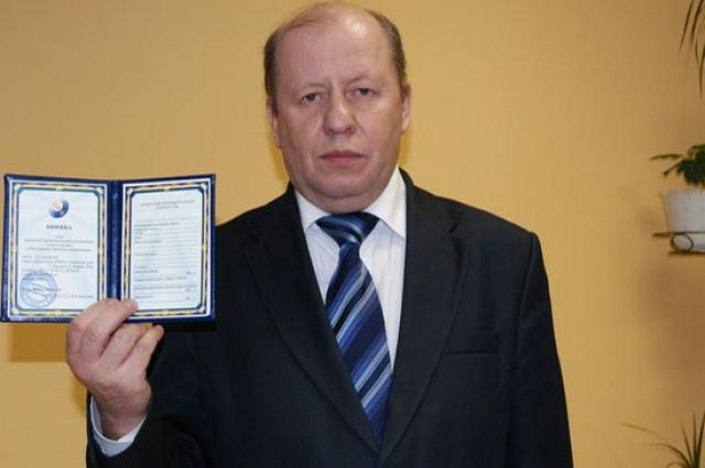 Валерий Касаткин.