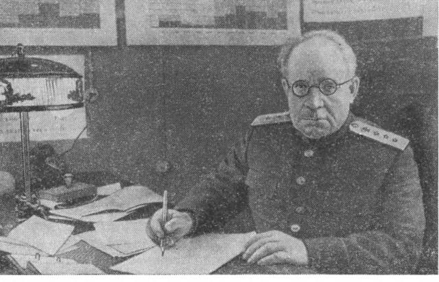 Николай Нилович Бурденко.