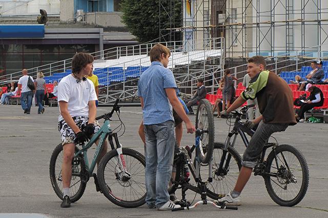 Когда в Ульяновске появятся велодорожки?