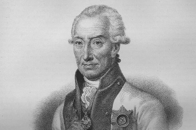 Адмирал Василий Чичагов.