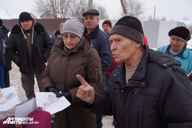 Жители Нивенского и соседних посёлков боятся, что жить возле ГОКа будет невозможно.