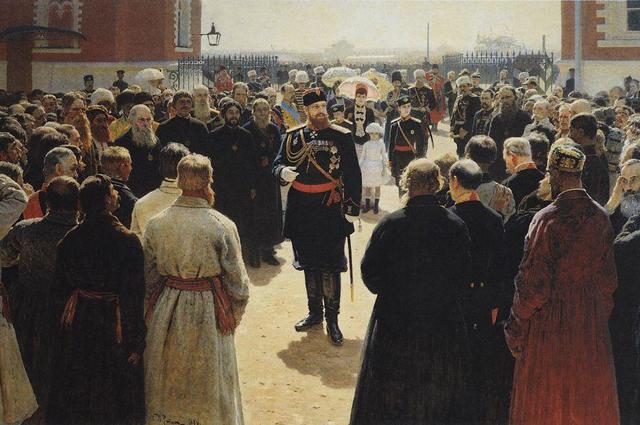 Александр III - отец последнего русского царя.