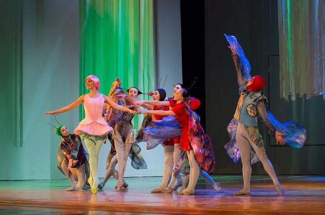 В Новосибирске пройдет балетный гала-концерт