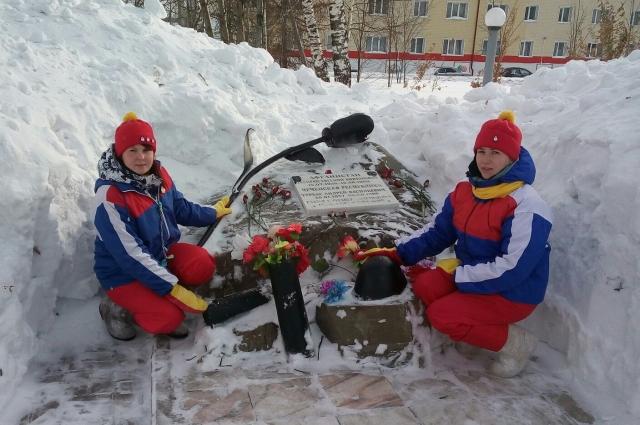 Снежный десант – это не просто поиграть с детьми, почистить снег и выступить перед небольшим количеством зрителей.