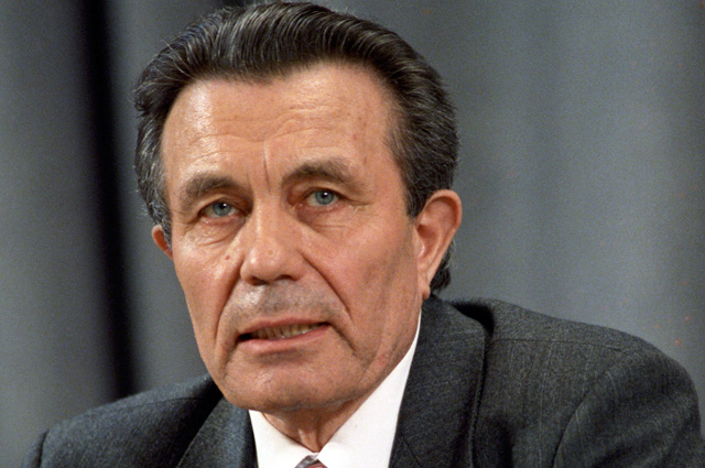 Александр Тизяков. 1991 г.