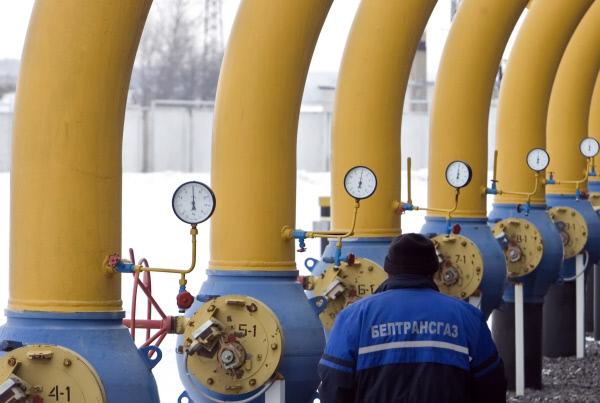 Газокомпрессорная станция «Несвижская» — одна из пяти станций на белорусском участке газопровода «Ямал – Европа»