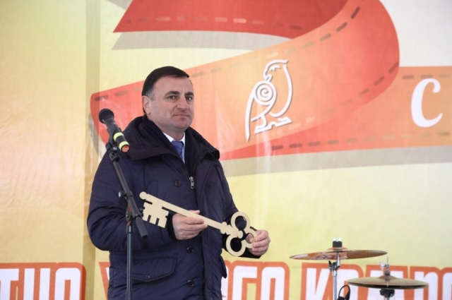 Президент ГК «Сокол» Арутюн Сурмалян