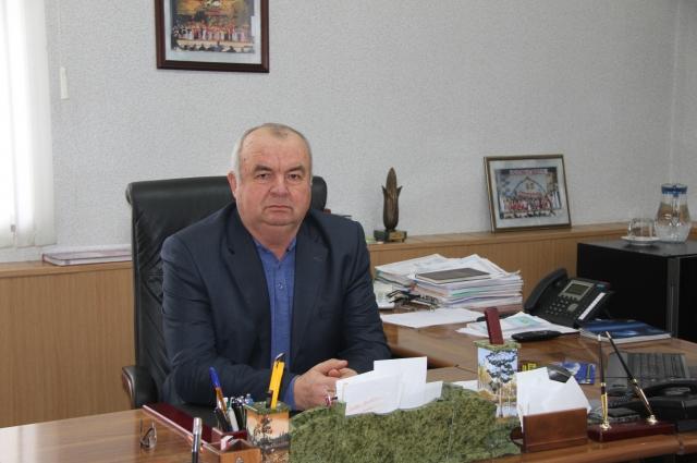 Владимир Бердюжа уже 20 лет руководит хозяйством.