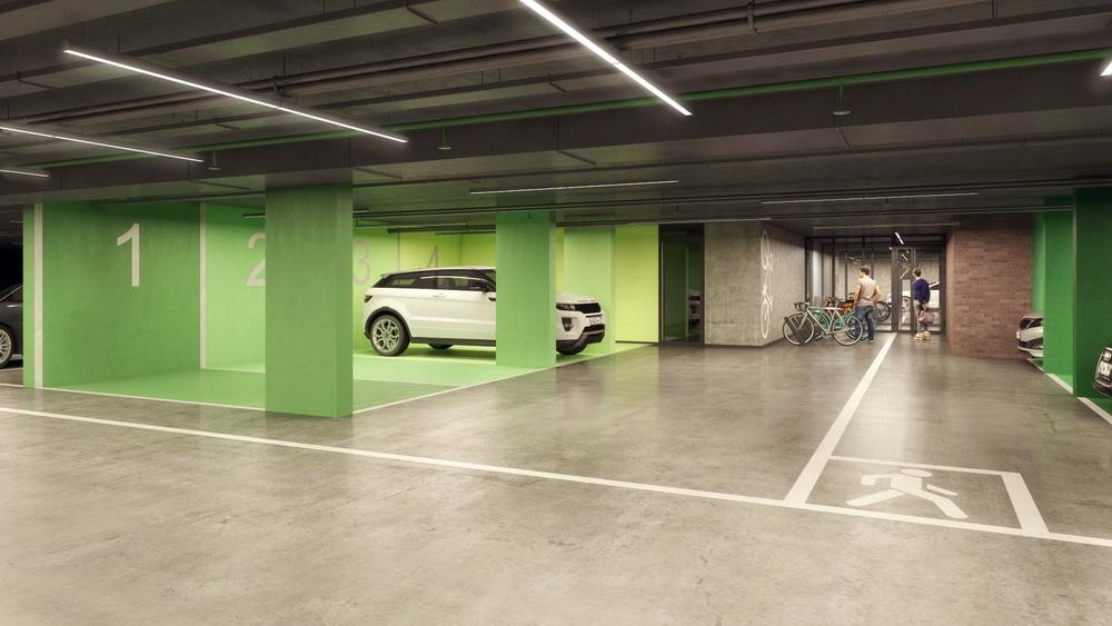 Люди всё чаще покупают паркинг, потому что он даёт совершенно иной уровень комфорта.