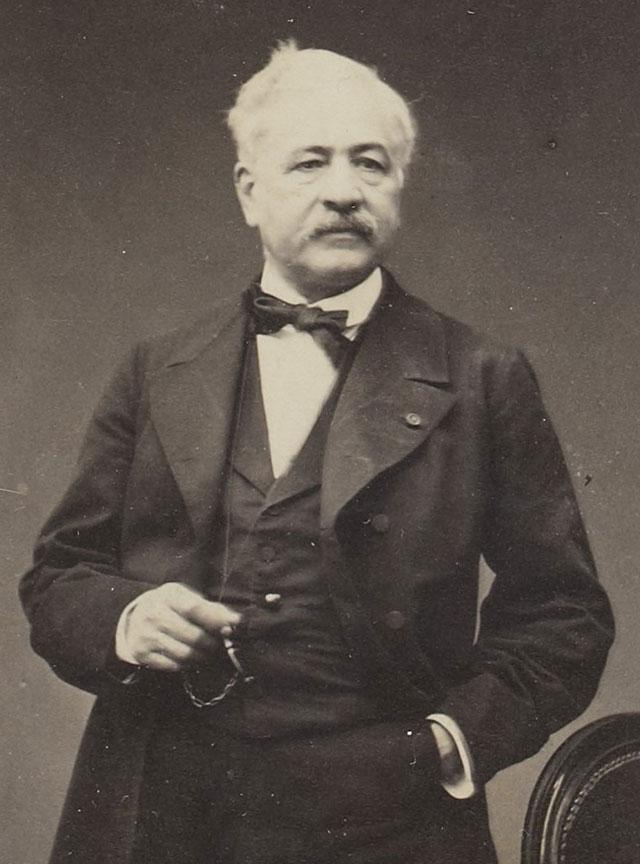 Фердинанд де Лессепс.