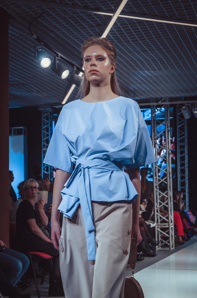 Татьяна Вавилова на Ekaterinburg Fashion Week