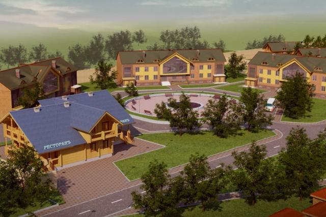 Комплекс будет располагаться в Кавалерском сельском поселении.