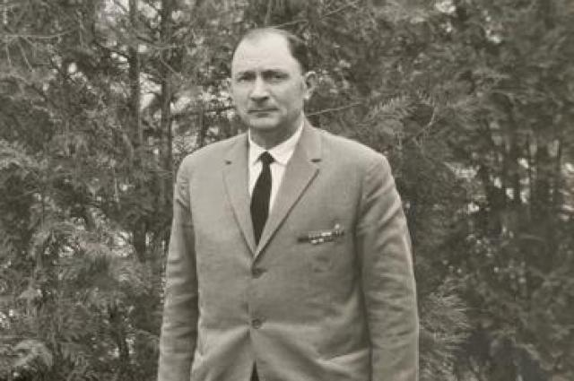 Волович Абрам Ильич.