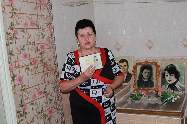 Ирина Щербакова потеряли маму и родную тетю.