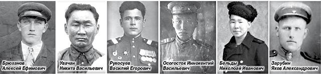 Солдатские судьбы из маленького северного посёлка Байкит объединили земляков в разных концах страны.
