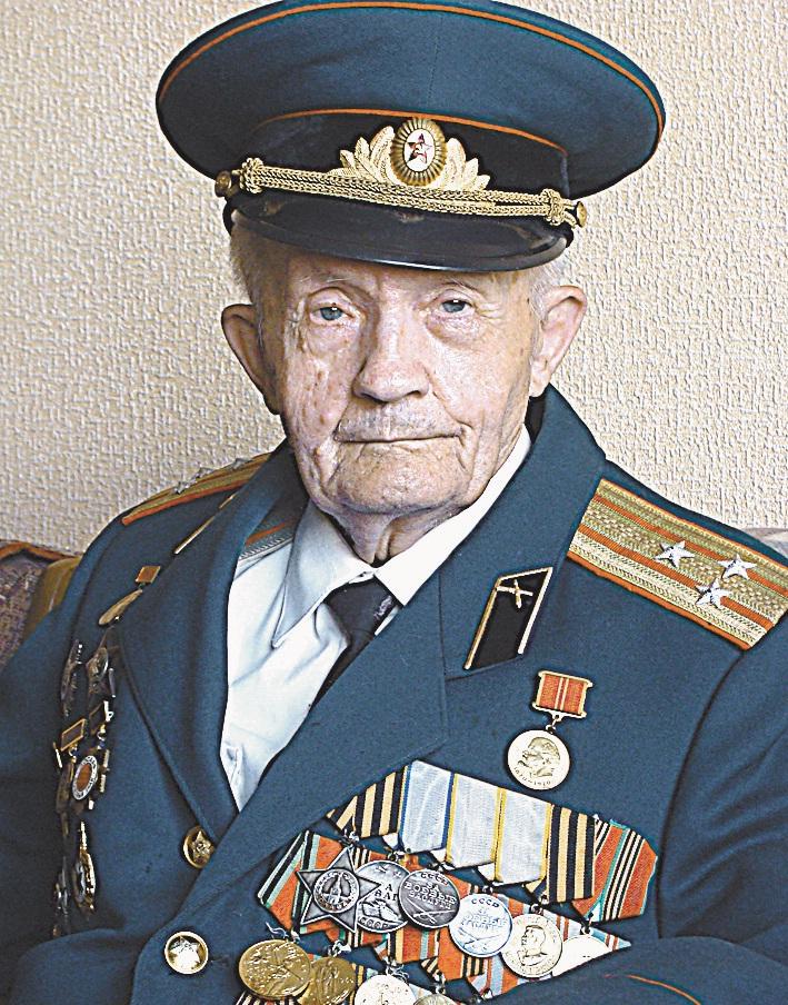 Иван Терентьеич Ткачёв