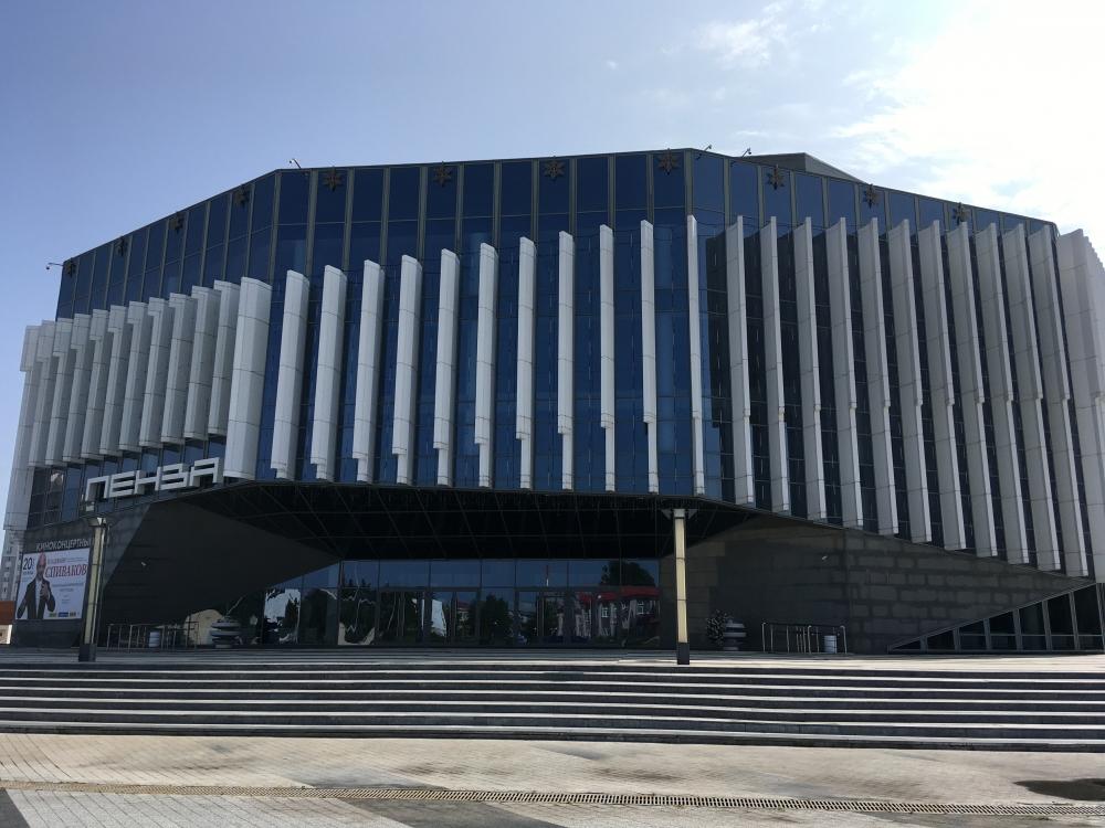 Киноконцертный зал «Пенза» построили к 350-летию города.