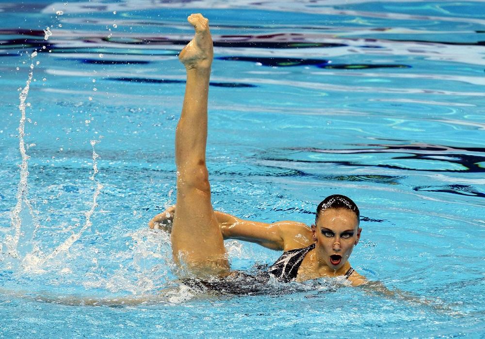 Теперь коллекция золотых медалей чемпионатов мира Натальи больше, чем у Майкла Фелпса. У Ищенко их 19, у знаменитого американского пловца 18