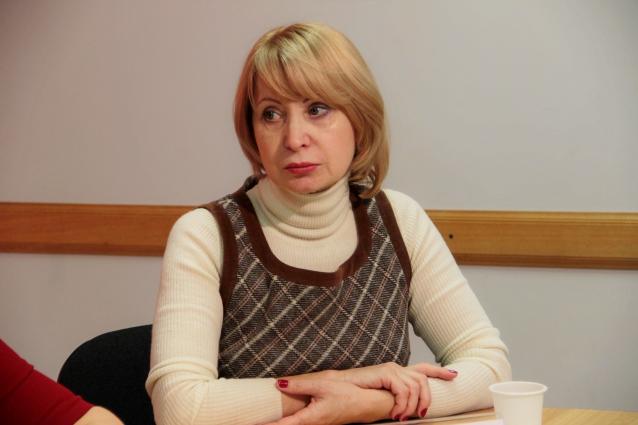 Ольга Механцева.