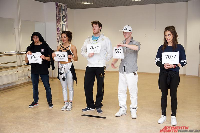 Среди пермяков, к удивлению жюри, было немного профессиональных танцоров.