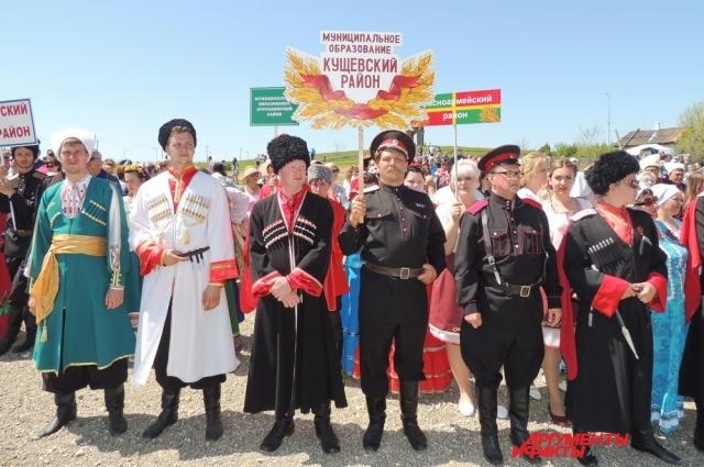 Многие населённые пункты Краснодарского края по сей день носят названия, которые «привезли» с собой переселенцы.