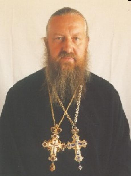 Настоятель храма Успения Пресвятой Богородицы, протоиерей Валерий Ильин