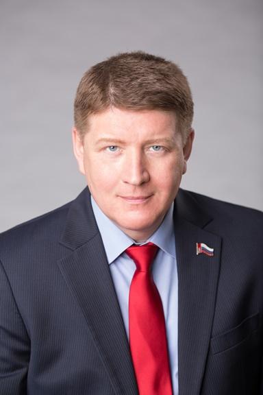 Депутат Екатеринбургской городской думы VI созыва Игорь Плаксин.