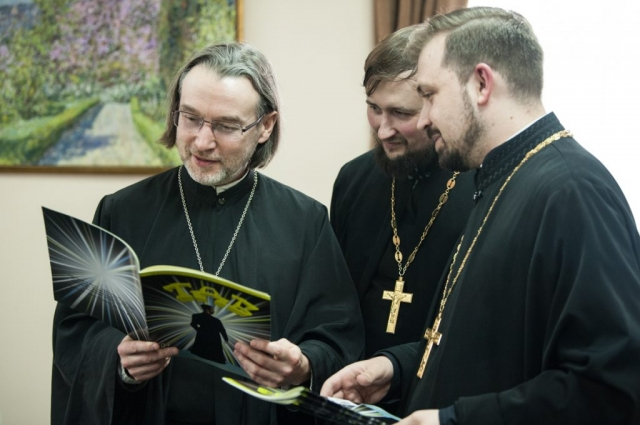 В епархии уверены, что комикс вызовет интерес у молодежи.