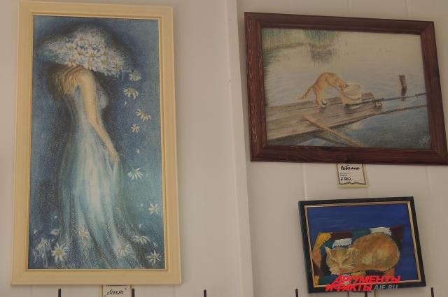 Картины Виктории