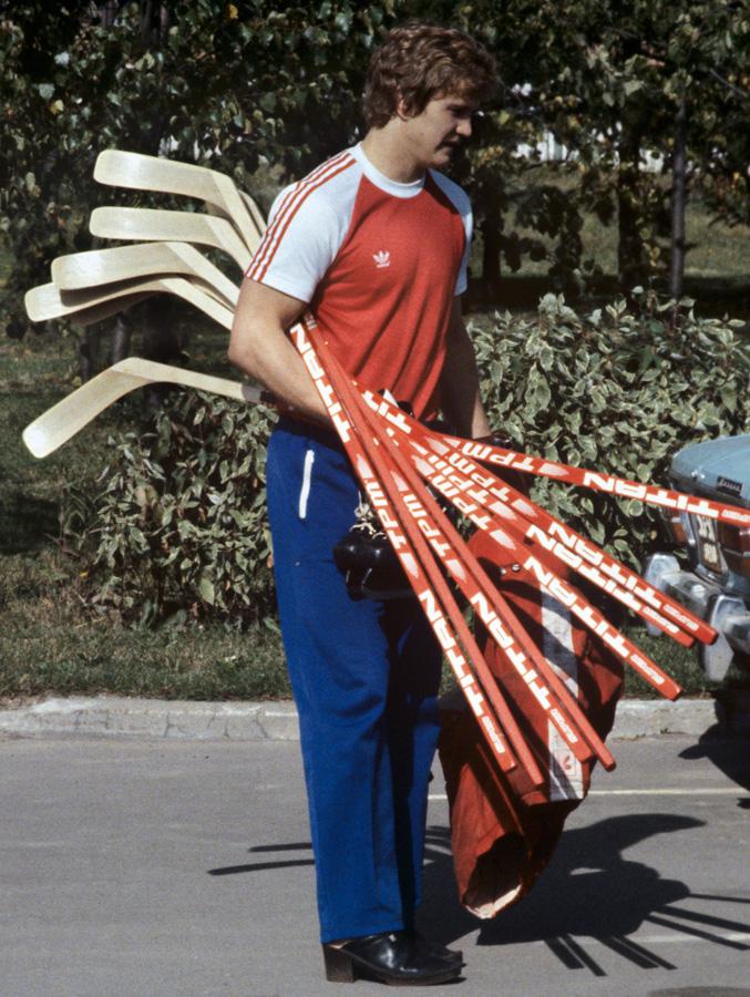 Виктор Тюменев, 1982 г.
