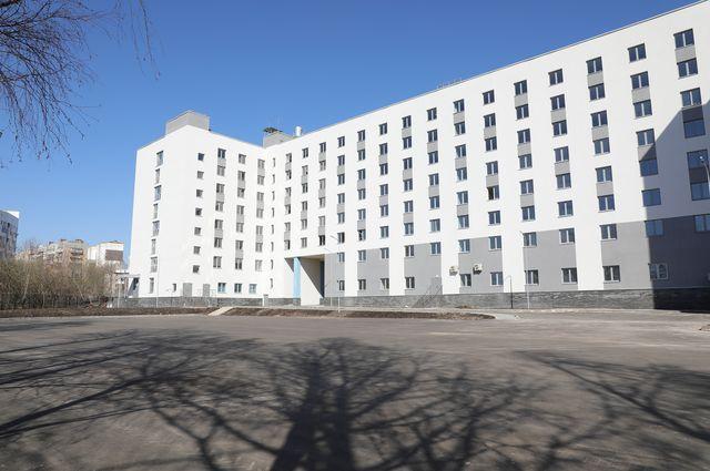 В студенческом кампусе ННГУ им. Н.И. Лобачевского открылся новый корпус общежития на 650 мест.