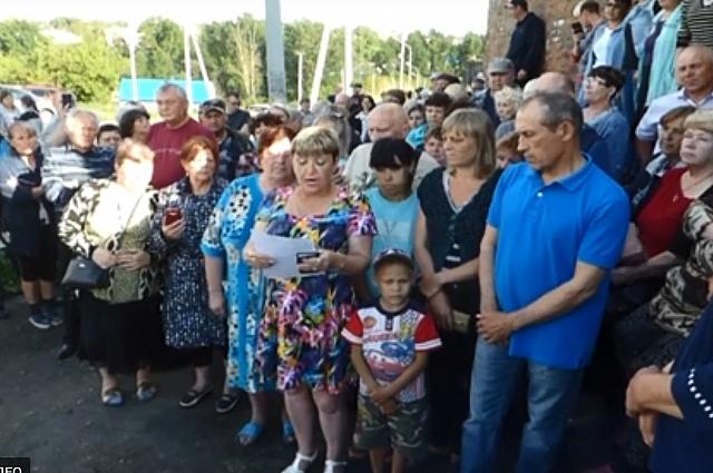 Киселевчане уже обращались к Цивилёву, к Путину и даже к канадцу Трюдо