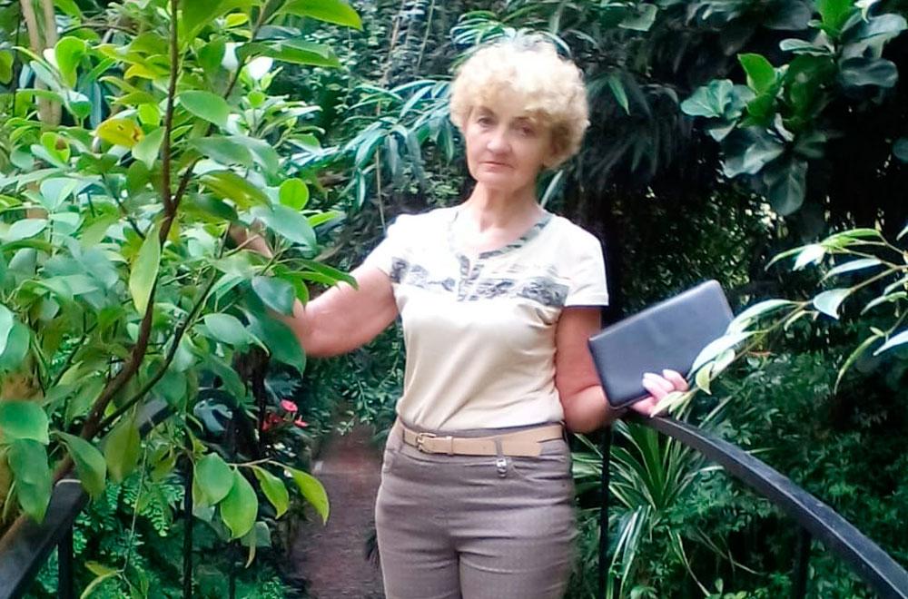 Елена Сулейманова - энтузиаст и альтруист