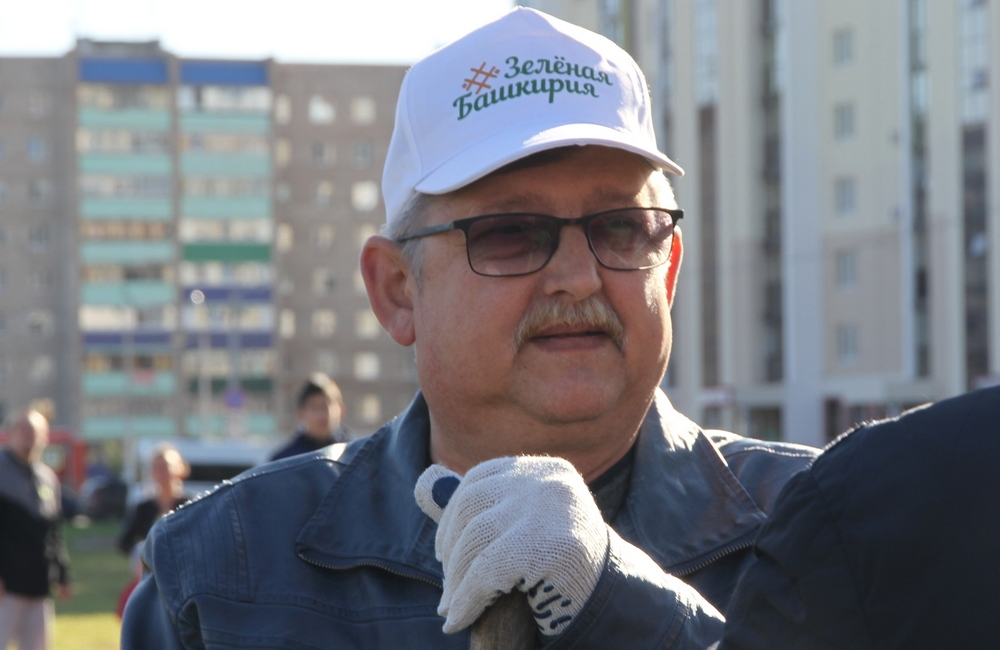 Мэр Стерлитамака Владимир Куликов.