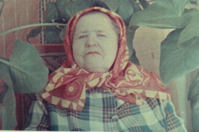 Анастасия Михайловна