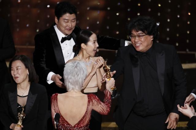 Награда за «Лучший фильм» досталась картине «Паразиты»