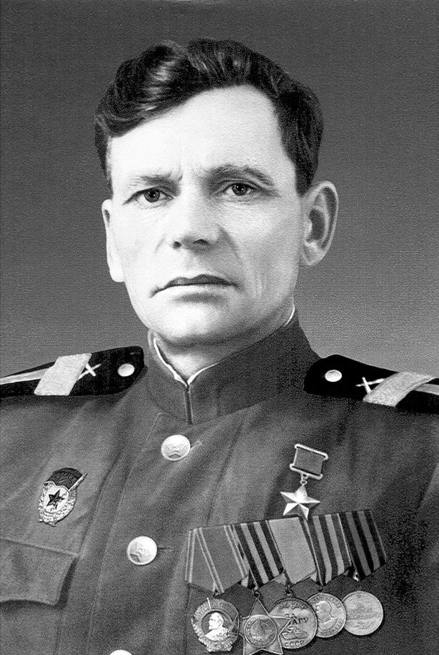Павел Брилин
